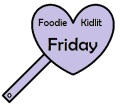 Foodie Kidlit Friday icon