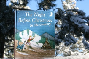 The Night Before Christmas in Ski Country by Suzanne Nieman Brown