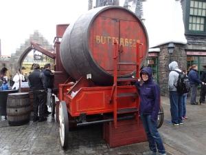 Butterbeer truck