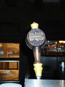 Butterbeer on tap