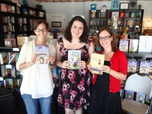 Middle grade authors
