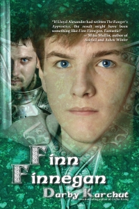 Finn cover with blurb