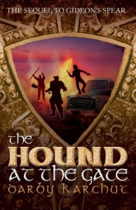 Hound at the Gate cover