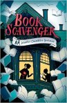 Book Scavenger by Jennifer Chambliss Bertman