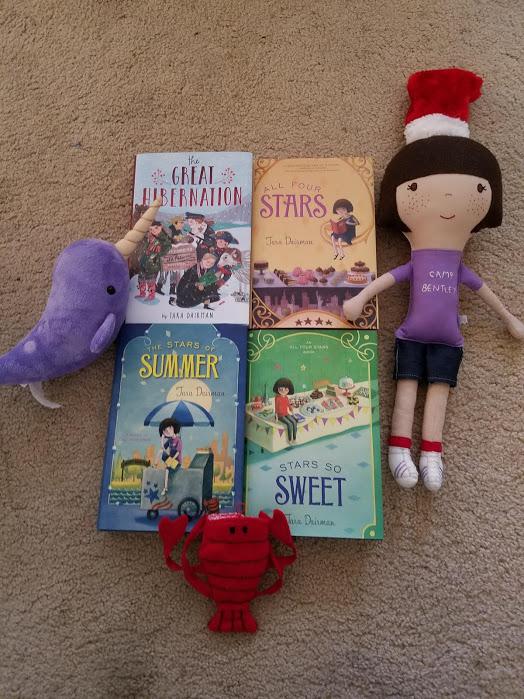 holiday books by Tara Dairman