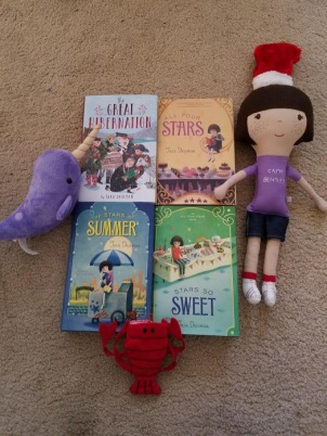 holiday books by Tara Dairman